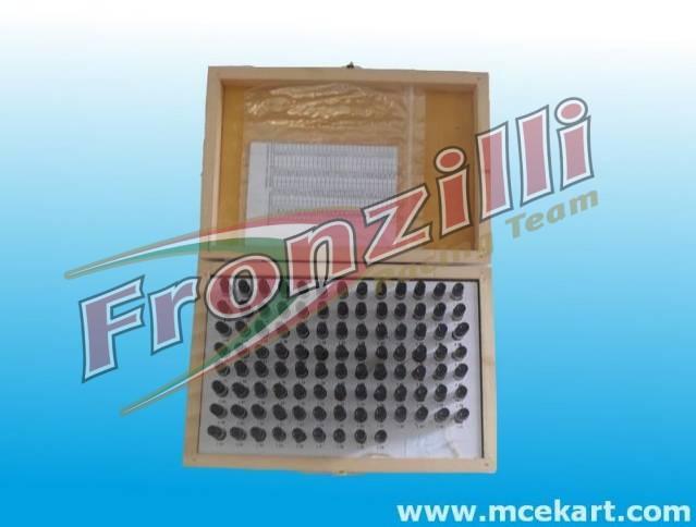 cassetta controllo diametro